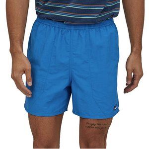 "Patagonia MS Baggies 5"" Relaxed Shorts Blue"